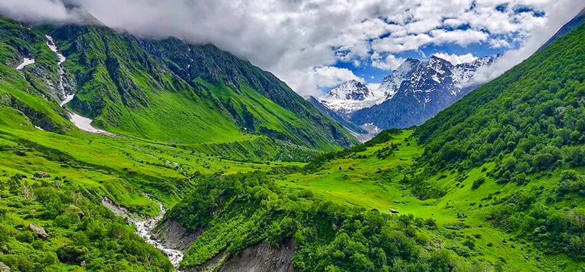 valley of flowers trek - one of the best monsoon treks