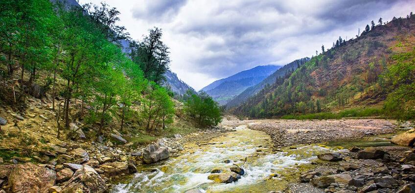 best treks in himlayas in uttarakhand