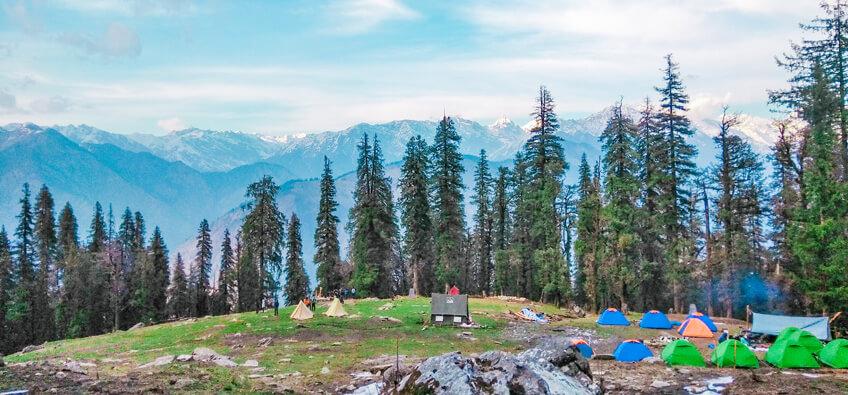 best summer treks in himalayas