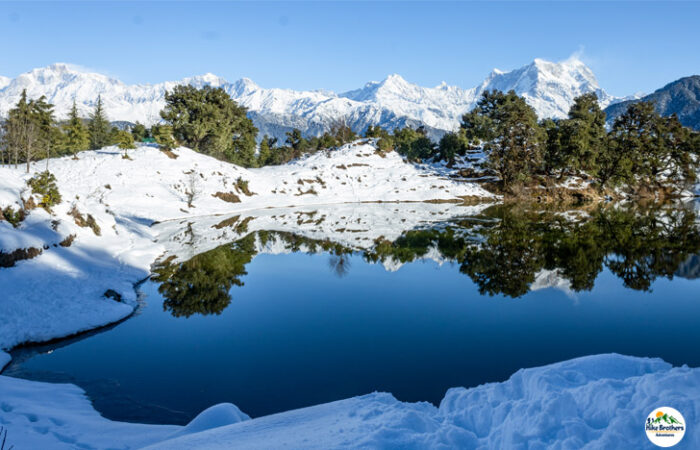 deoria tal in winter